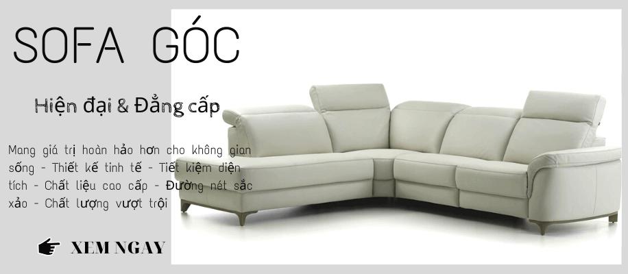 Sofa góc tại Nội Thất Xuyên Á
