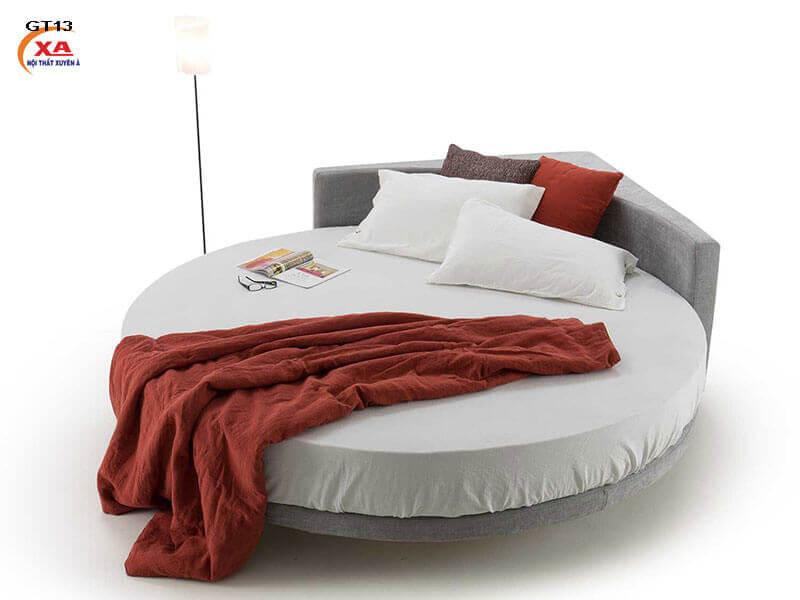Giường tròn GT13 tại Nội Thất Xuyên Á