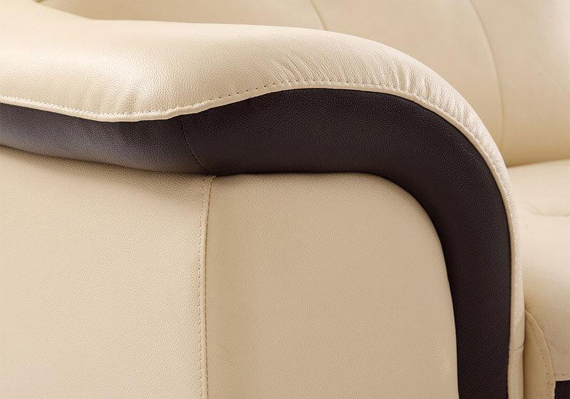 Sofa góc L cho phòng khách XAG323 tại Nội thất Xuyên Á