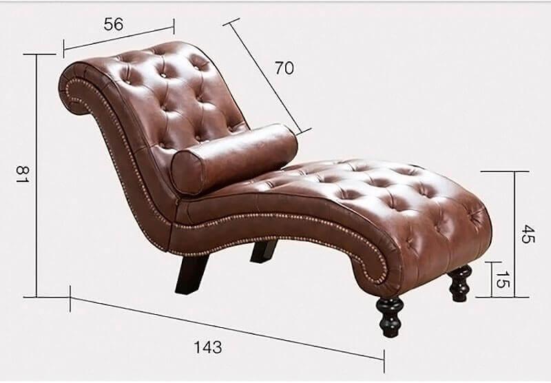 Ghế sofa thư giãn TG01 tại Nội Thất Xuyên Á