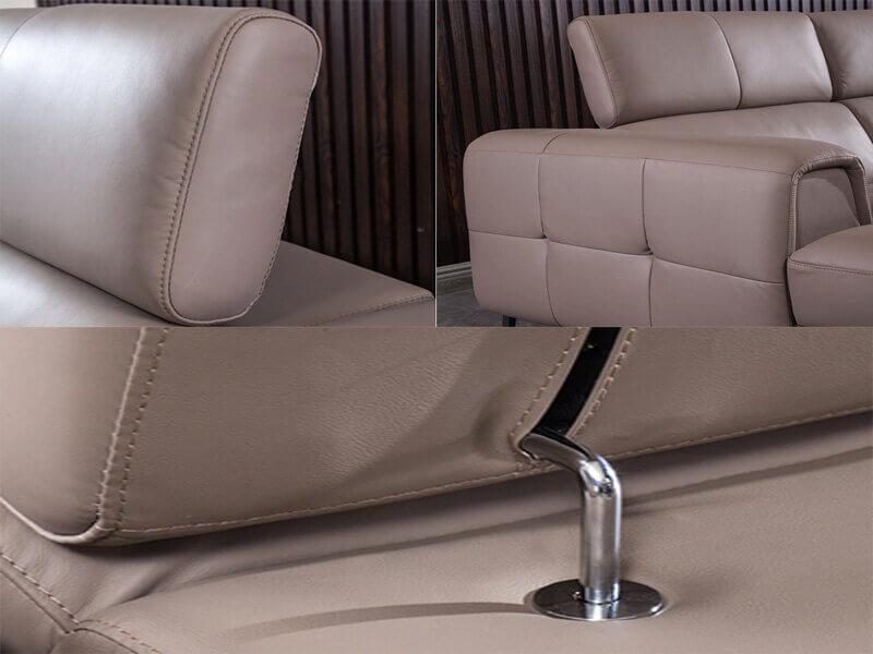 Sofa phòng khách đẹp hiện đại XAG324 tại Nội Thất Xuyên Á
