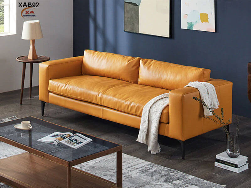 Sofa băng chung cư XAB92 tại Nội thất Xuyên Á
