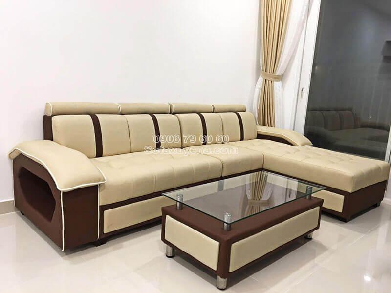 sofa cho phòng khách chung cư tại Nội Thất Xuyên Á