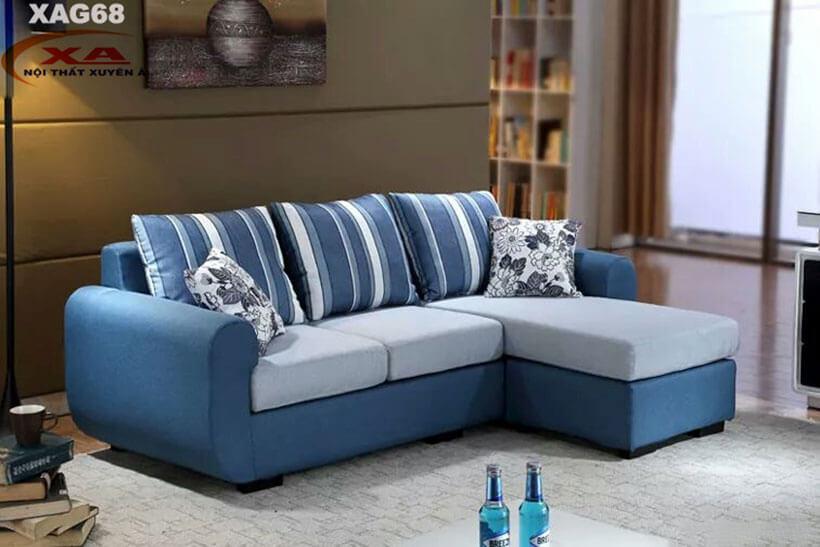 Bàn ghế sofa phòng khách giá rẻ tại Nội Thất Xuyên Á