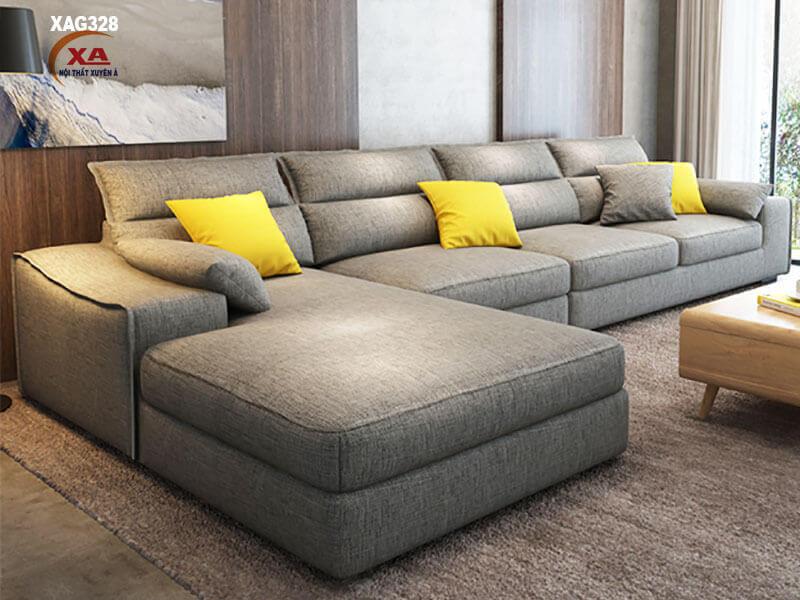 Bộ sofa hiện đại XAG328 tại Nội Thất Xuyên Á