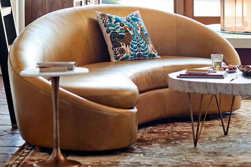Sofa cong XAB94 tại Nội Thất Xuyên Á