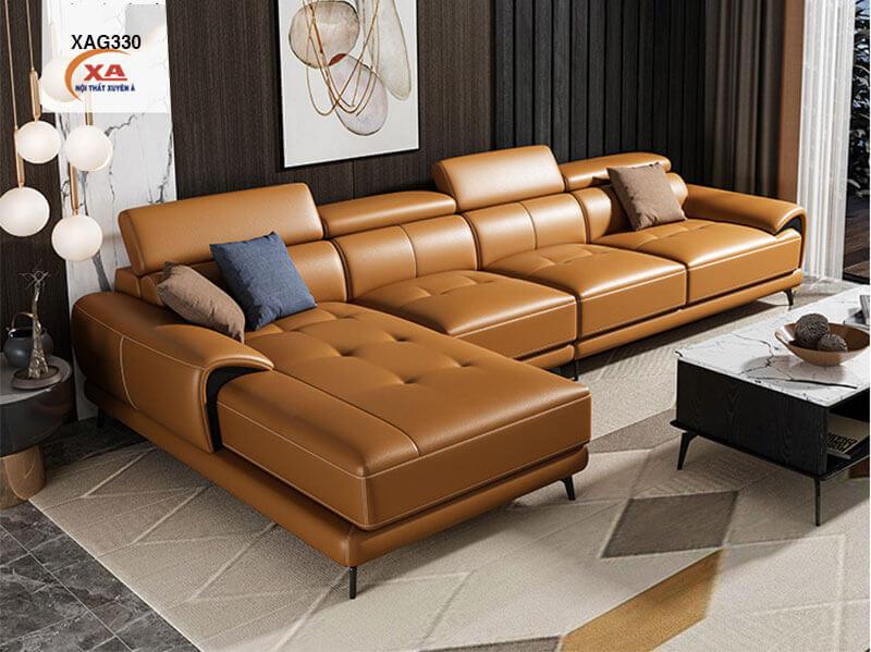 Ghế sofa phòng khách XAG330