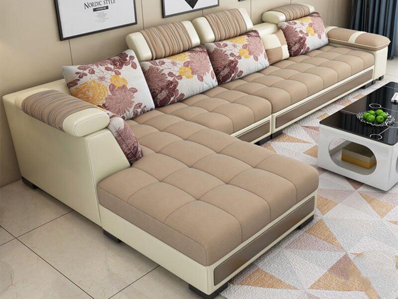 Sofa hiện đại XAG329 tại Nội Thất Xuyê