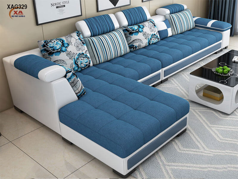 Sofa hiện đại XAG329 tại Nội Thất Xuyên Á