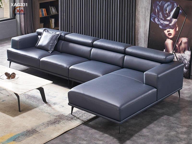 Mẫu sofa đẹp XAG331 tại Nội Thất Xuyên Á