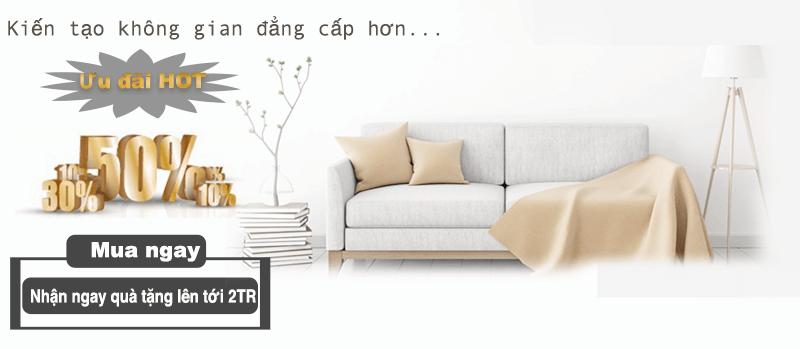 Sofa phòng khách tại Nội Thất Xuyên Á